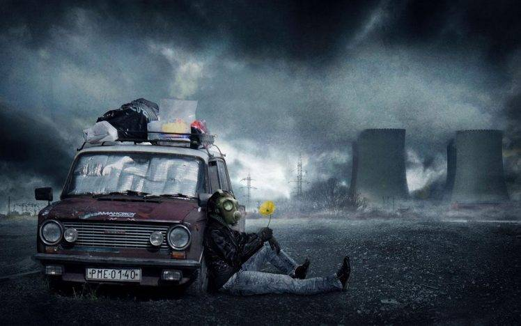 Swat Car Wallpaper 2560x1600 Apocalyptic Fallout Road Nuclear Wallpapers Hd
