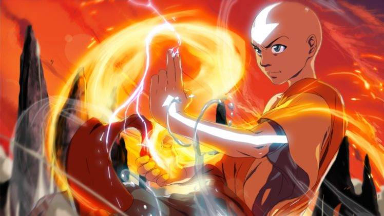 Cosmic Girls Wallpape Avatar The Last Airbender Aang Wallpapers Hd Desktop