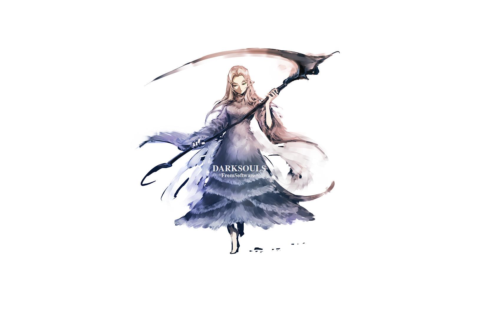 Cute Fairy Wallpapers For Mobile Dark Souls Crossbreed Priscilla Wallpapers Hd Desktop