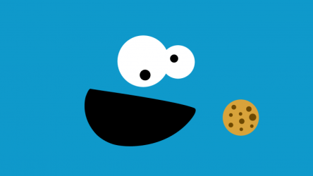 minimalism Cookie Monster Sesame Street Wallpapers HD / Desktop and Mobile Backgrounds