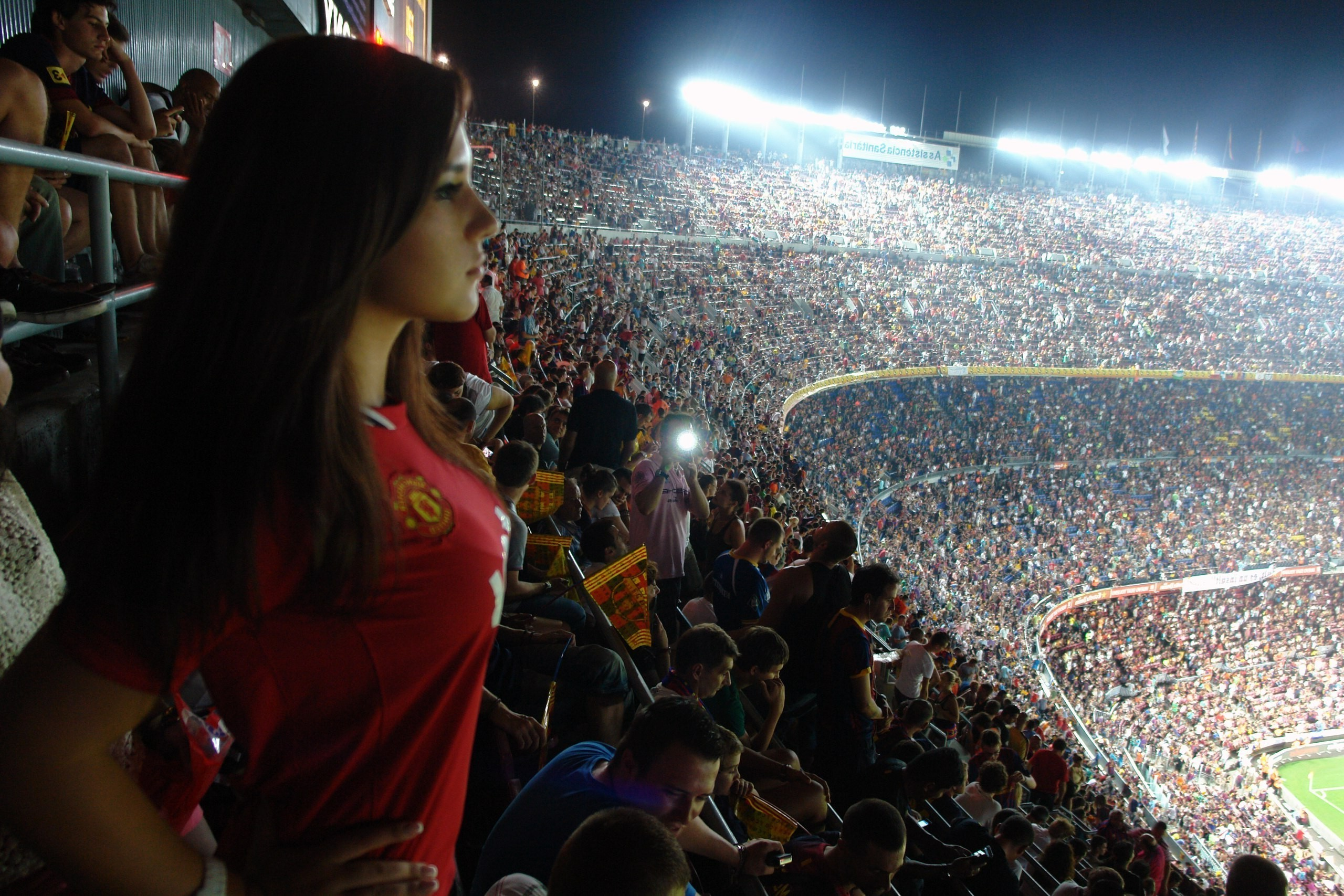 Manchester United Old Trafford Stadium Wallpapers Hd Sports Boobs Manchester United Camp Nou Stadium