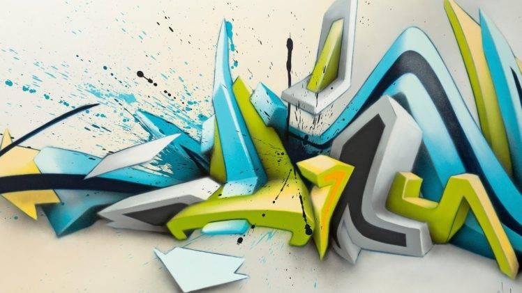 3d Graphic Wallpaper 1280x1024 Daim Graffiti 3d Abstract Wallpapers Hd Desktop And