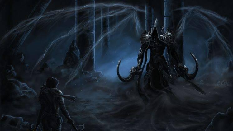 Reaper Souls Wallpaper Diablo Mobile