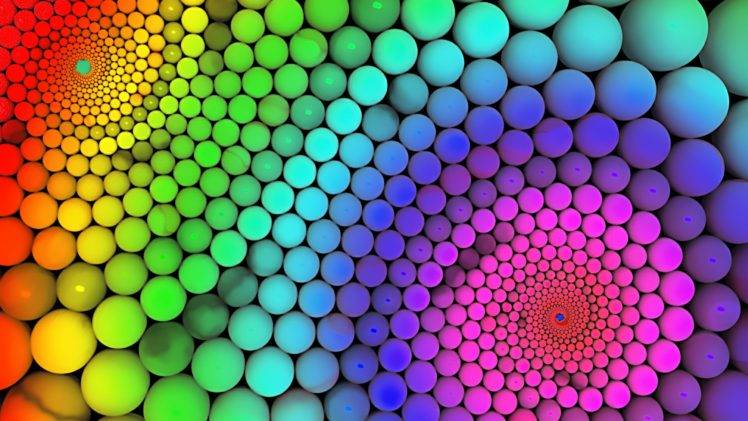 abstract 3d colorful wallpapers