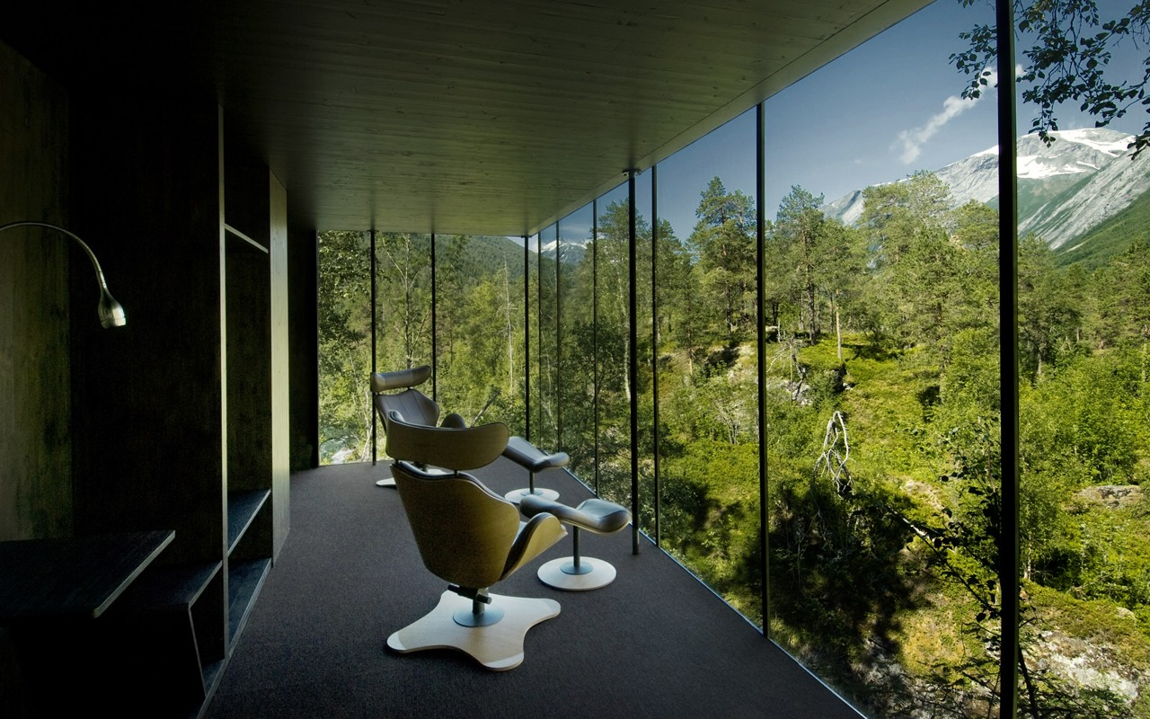 Nature Landscape Norway Mountains Interior Hotel