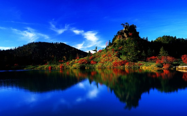 colorful landscape wallpapers
