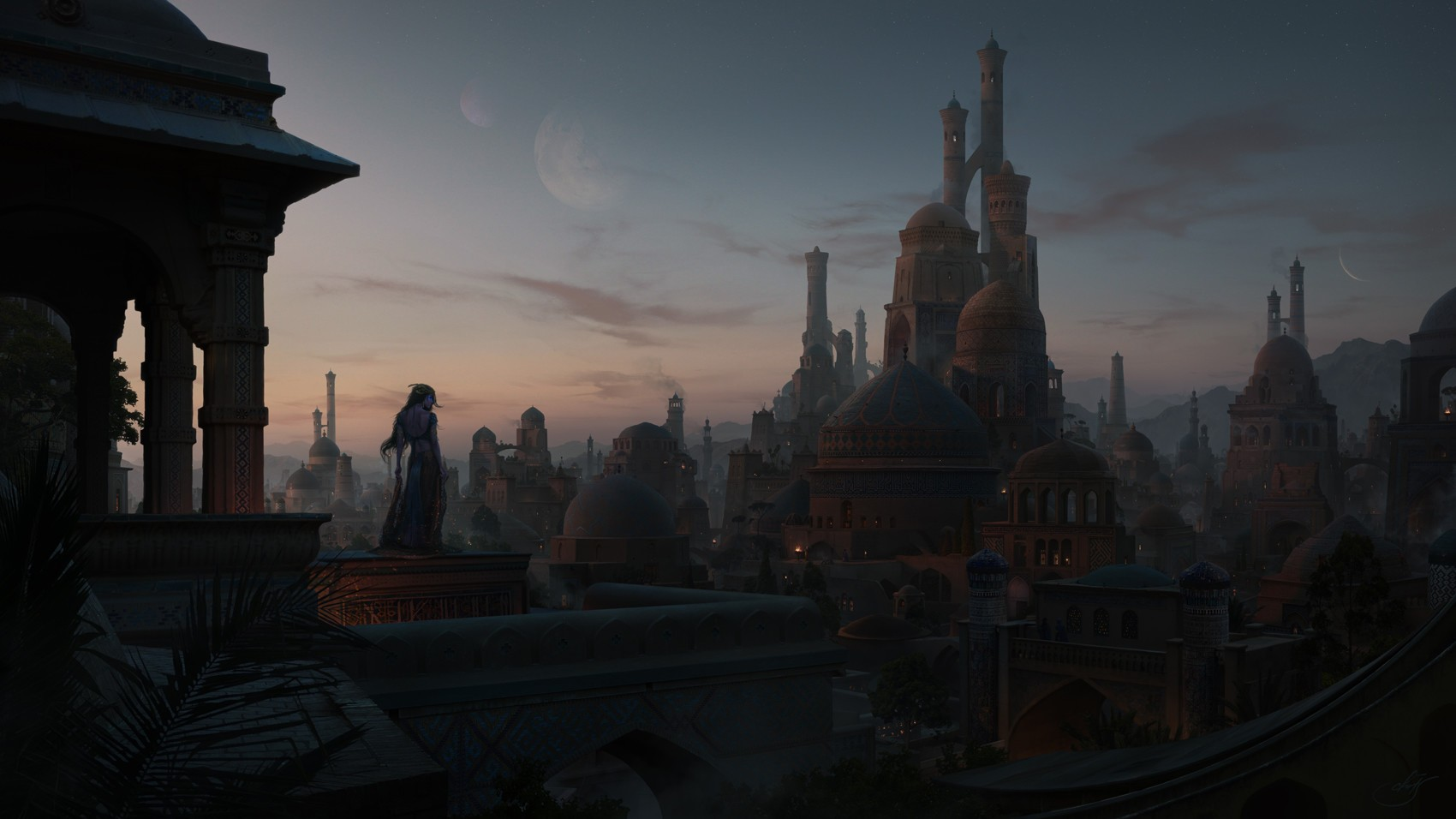 Fall Out 4 Hd Wallpapers Christian Dimitrov Artwork Cityscape Fantasy City