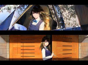 Sawasawa Car Door Anime girls Wallpapers HD / Desktop and Mobile Backgrounds
