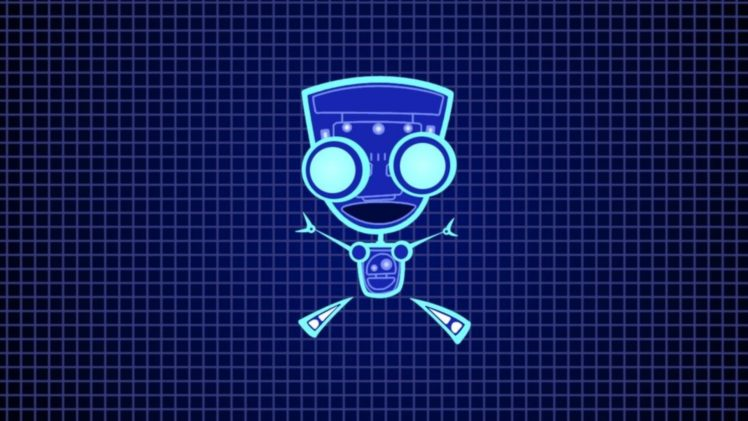 Invader Zim Iphone Wallpaper Invader Zim Nickelodeon Gir Wallpapers Hd Desktop And