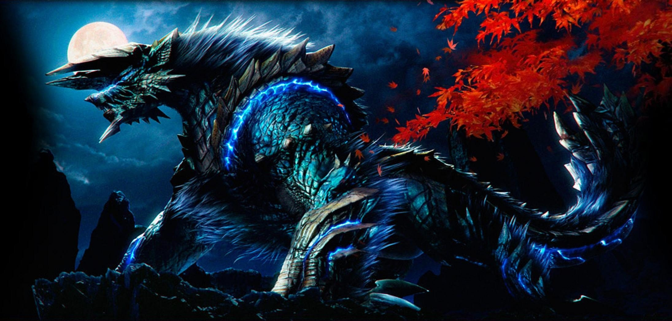 The best quality and size only with us! Monster Hunter Wallpapers HD / Desktop and Mobile Backgrounds