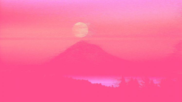 Get Here Pink Aesthetic Wallpaper Desktop Wallpaper
