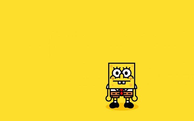 spongebob squarepants minimalism simple