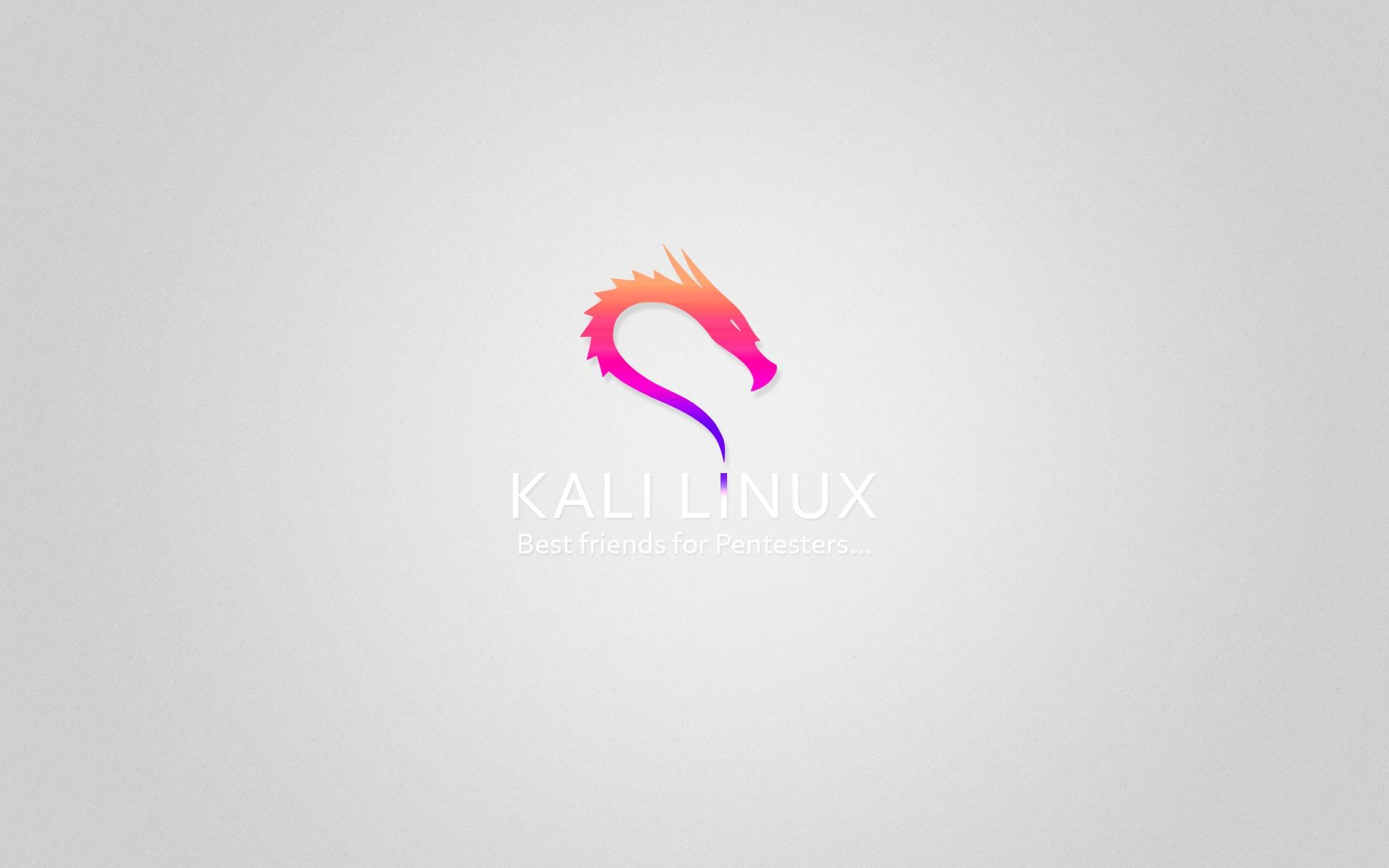 Linux Wallpaper Girls Kali Linux Linux Computer Simple Typography Logo