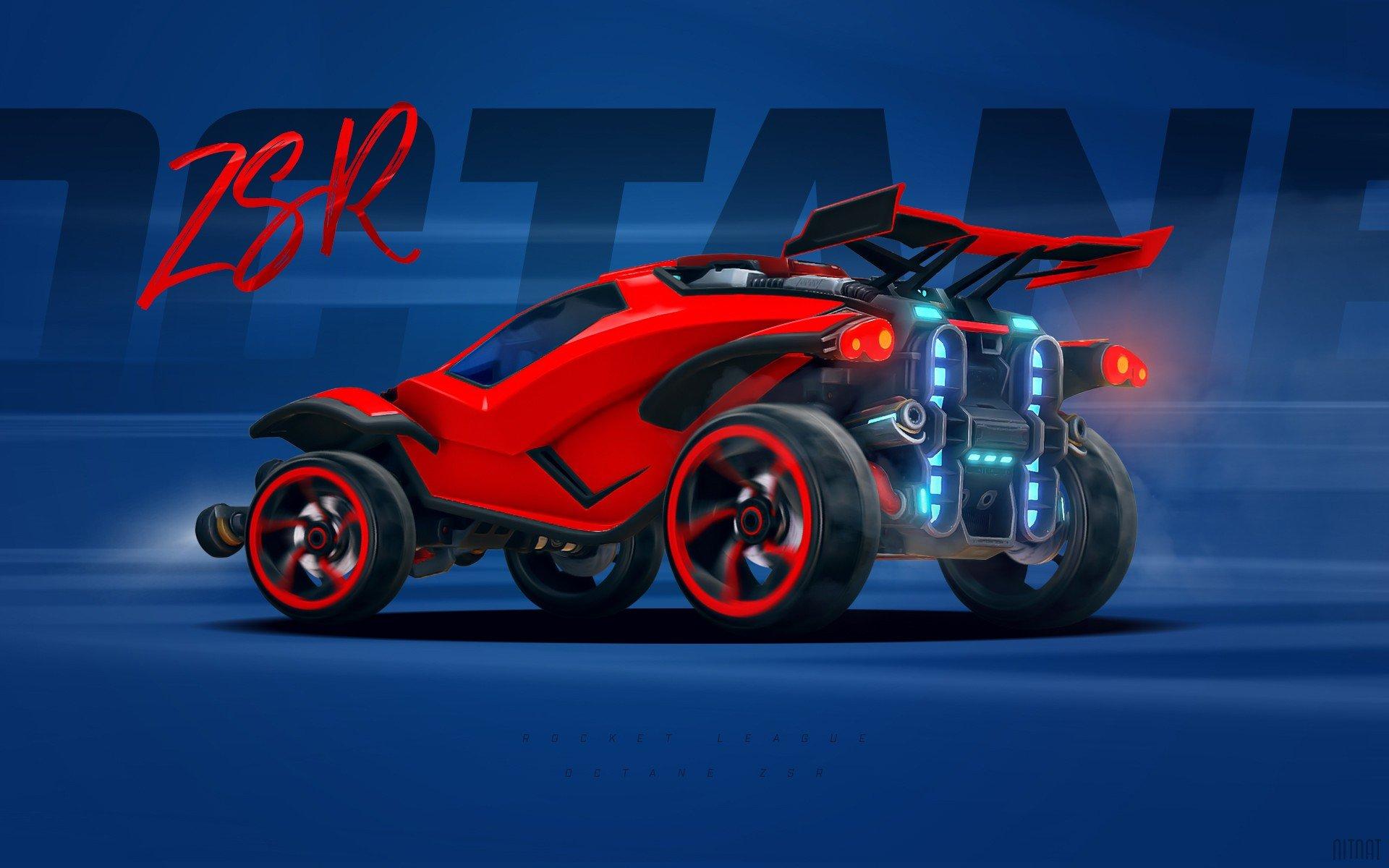 Epic Animal Wallpapers Rocket League Video Games Render Octane Zsr Wallpapers