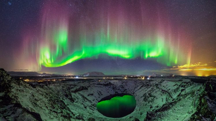 aurora borealis wallpapers hd