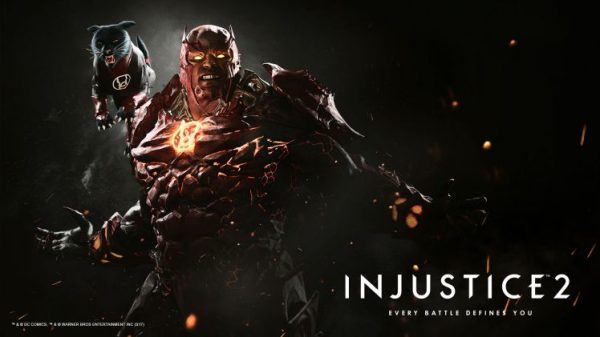 Atrocitus Injustice 2 DC Comics Wallpapers HD Desktop