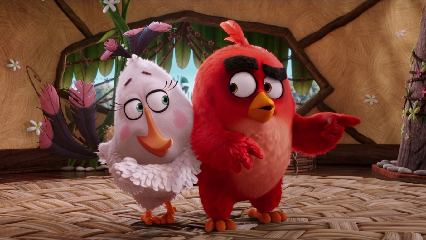 Angry Bird Space Wallpaper 3d Angry Birds Movies Red Wallpapers Hd Desktop And