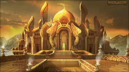 magic The Gathering Fantasy Castle Wallpapers HD / Desktop and Mobile Backgrounds