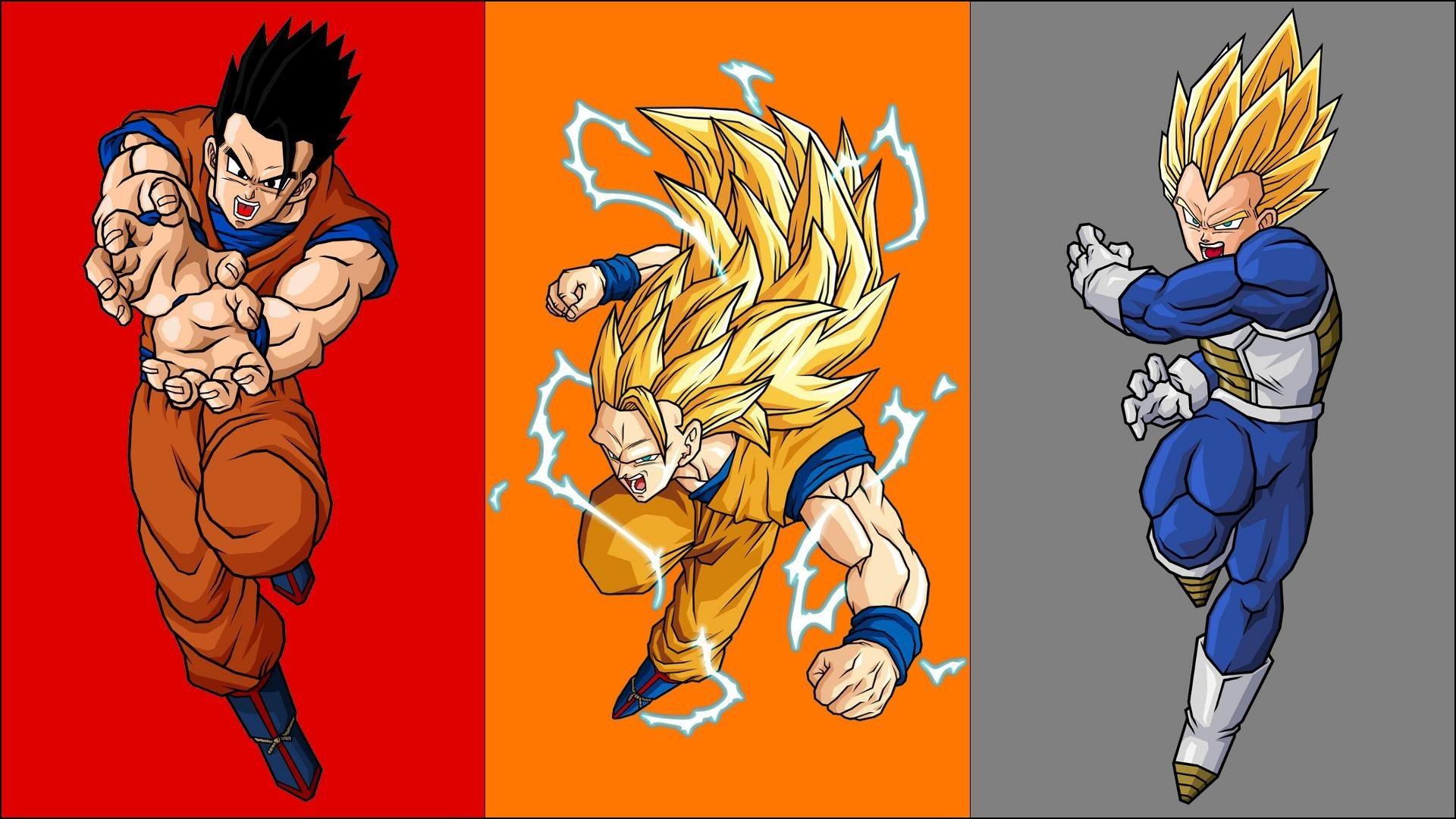 Dragon Ball Z Wallpapers HD  Desktop and Mobile Backgrounds