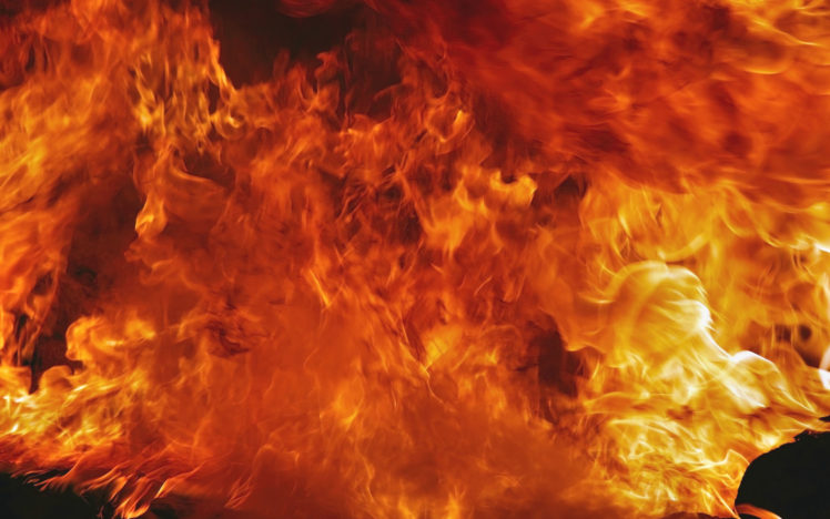 fire flames abstract wallpapers