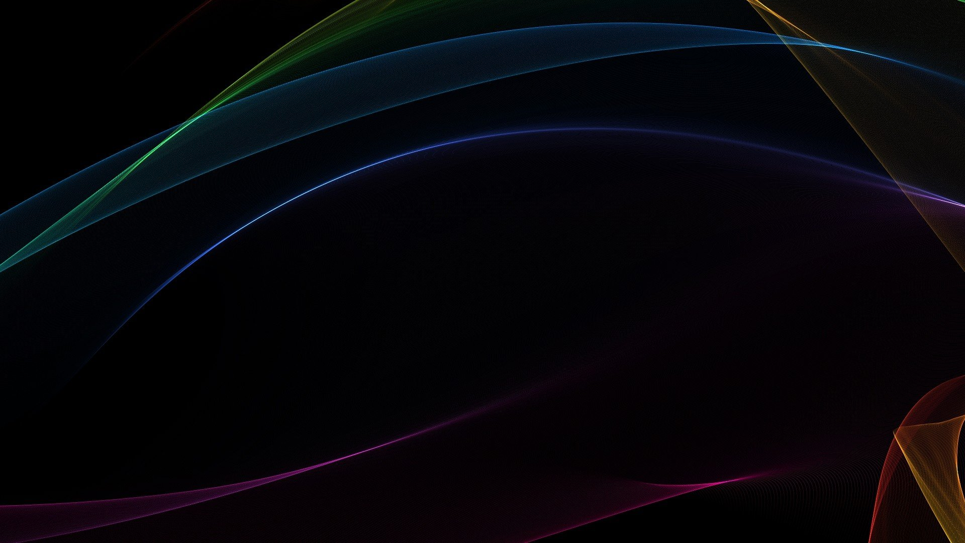 abstract, Black, Minimalistic, Waves, Gradient Wallpapers HD / Desktop and Mobile Backgrounds