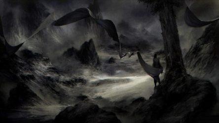 black Dark Fantasy Art Wallpapers HD / Desktop and Mobile Backgrounds
