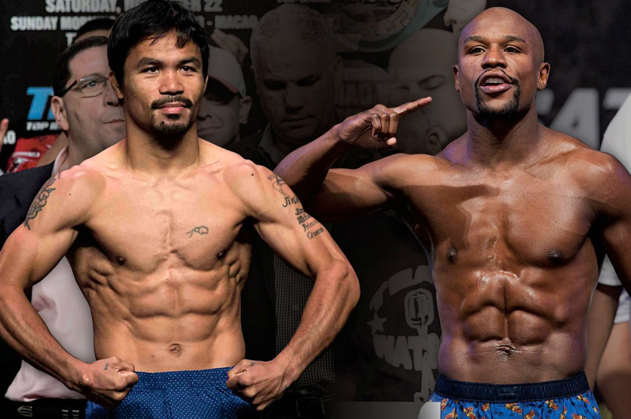 Floyd Mayweather about the fight Manny Pacquiao Vs. Errol Spence: Of Course I Wanna See Spence Win