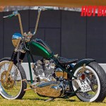 Chopper Motorbike Custom Bike Motorcycle Hot Rod Rods Poster Harley Davidson Wallpapers Hd Desktop And Mobile Backgrounds