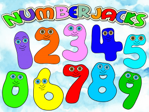 NumberJacks-colouring-page