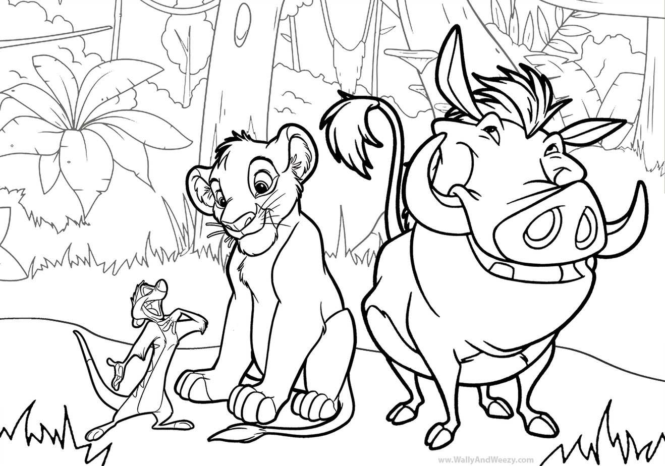 Baby Bus Cartoon Coloring Pages