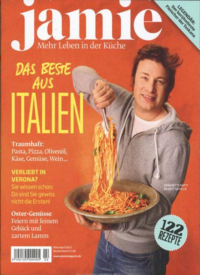 Fenchel-Auberginen-Lasagne à la Jamie Oliver