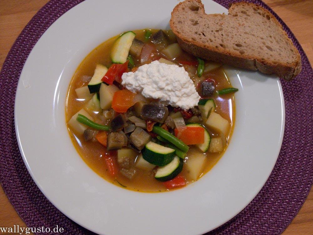 Gemüse Eintopf Provence