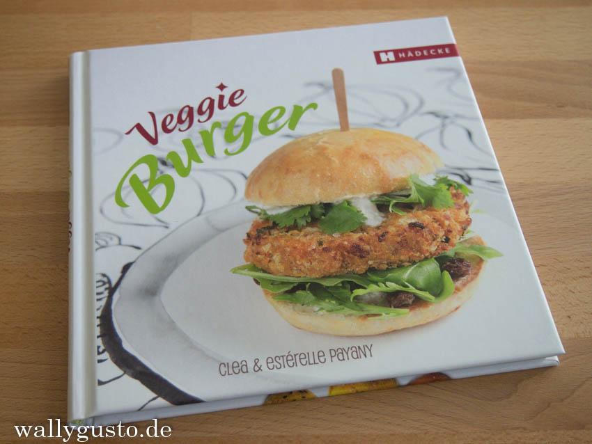 Veggie Burger Hädecke