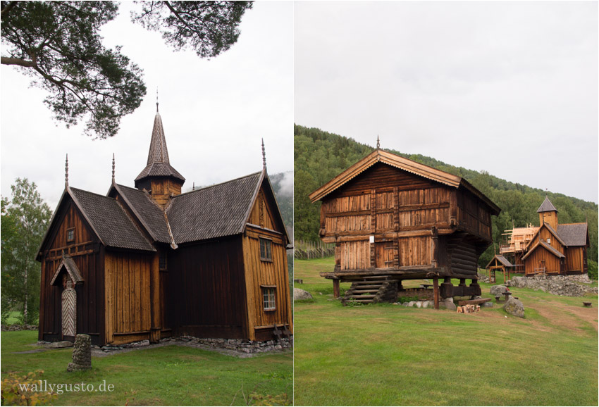 Stabkirche Nore & Uvdal