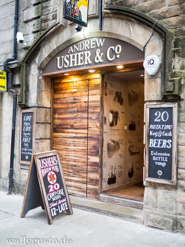 Andrew Usher & Co. | Edinburgh
