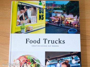 Blogger schenken Lesefreude 2016 - Food Trucks