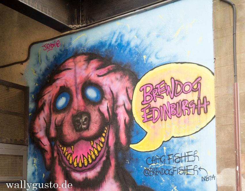 Brewdog Edinburgh Schottland