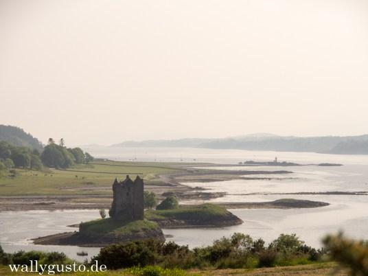 Castle Stalker - Schottland