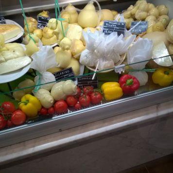 Eataly Muenchen Mozzarella