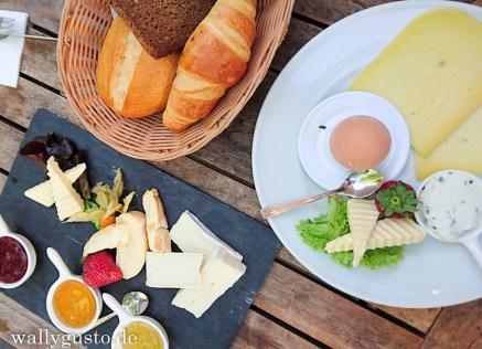 Frühstück im Café Feynsinn