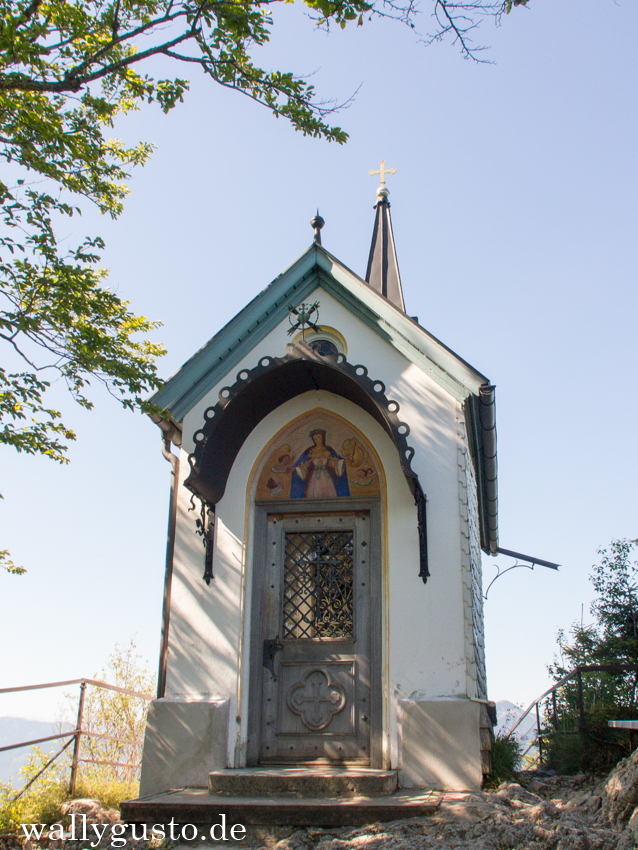 Kapelle am Riederstein