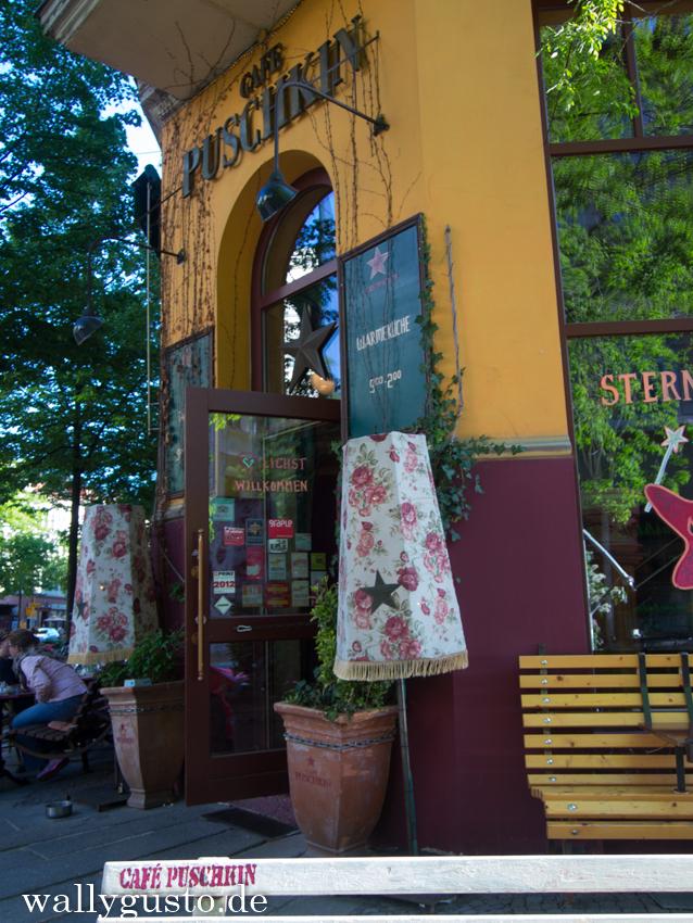 Café Puschkin Leipzig