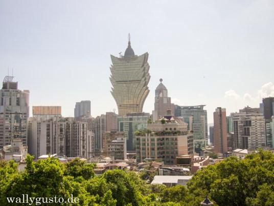 Skyline von Macau
