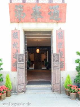 Mandarinhaus auf Macau