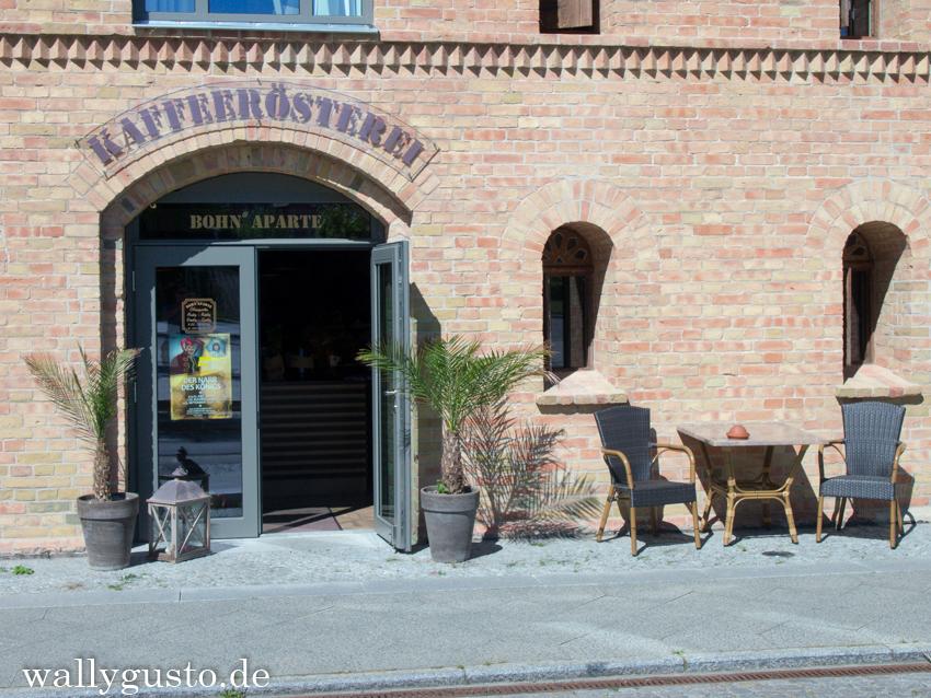 Kaffeerösterei Bohn'aparte in Neustrehlitz