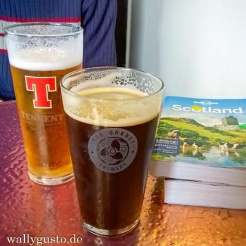Reiseplanung im Pub / Sango Sands Oasis