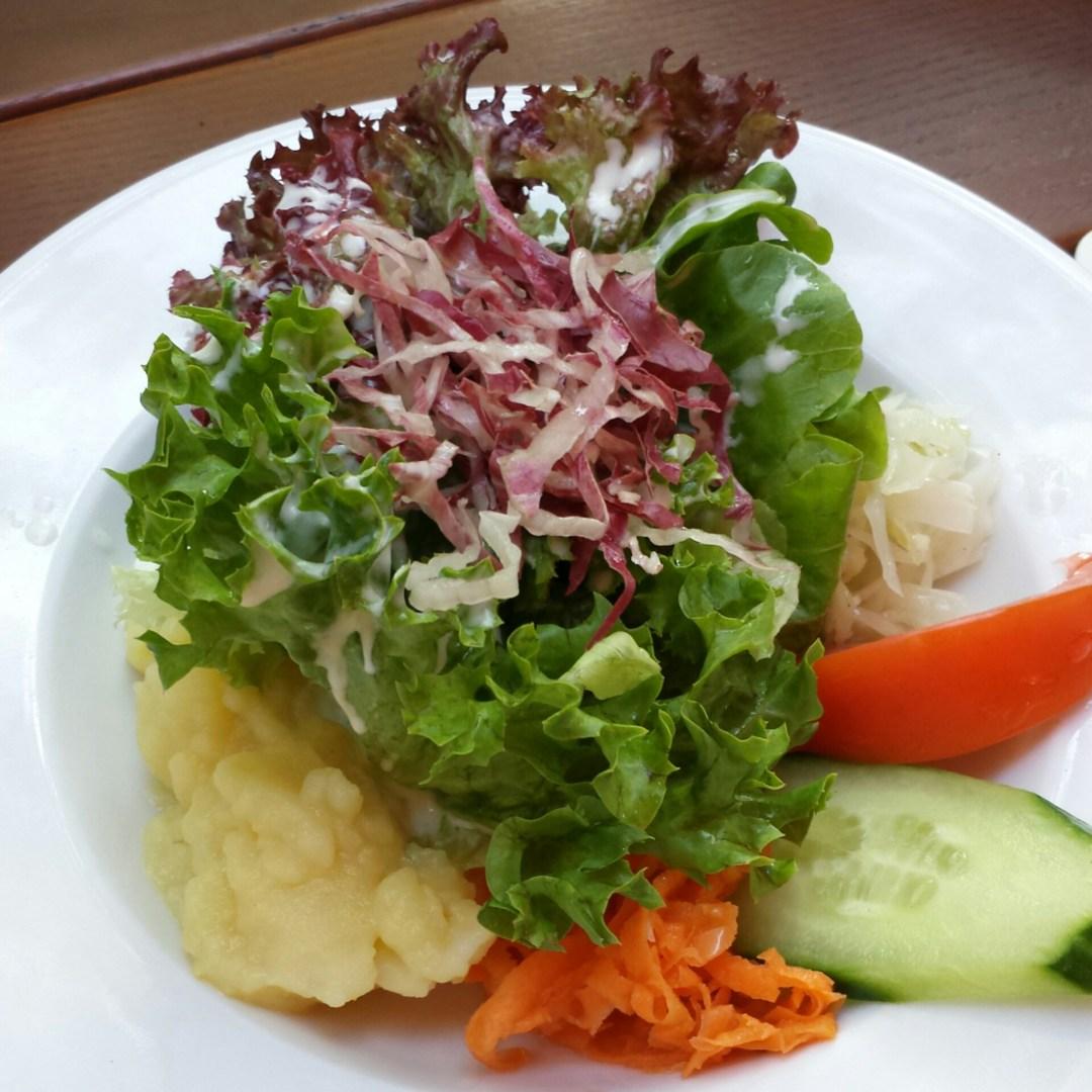 Siebenbrunn Beilagensalat