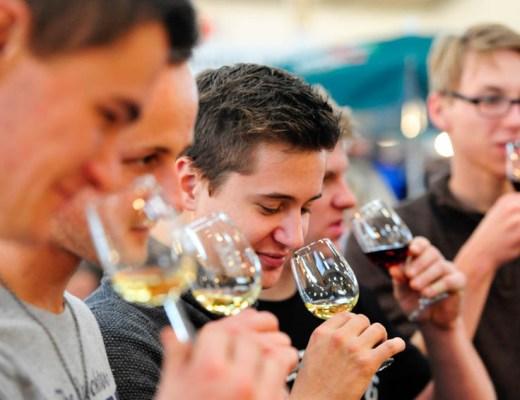 Die FOOD & LIFE in München: Das Gute liegt (wieder) so nah - Weinverkostung