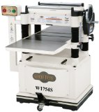 Shop Fox W1754S 20-Inch Planer with Spiral Cutterhead