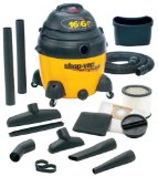 Shop-Vac 962-16-00 16-Gallon Wet/Dry Vacuum